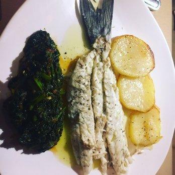 Al Crostino Restaurant Week Menu