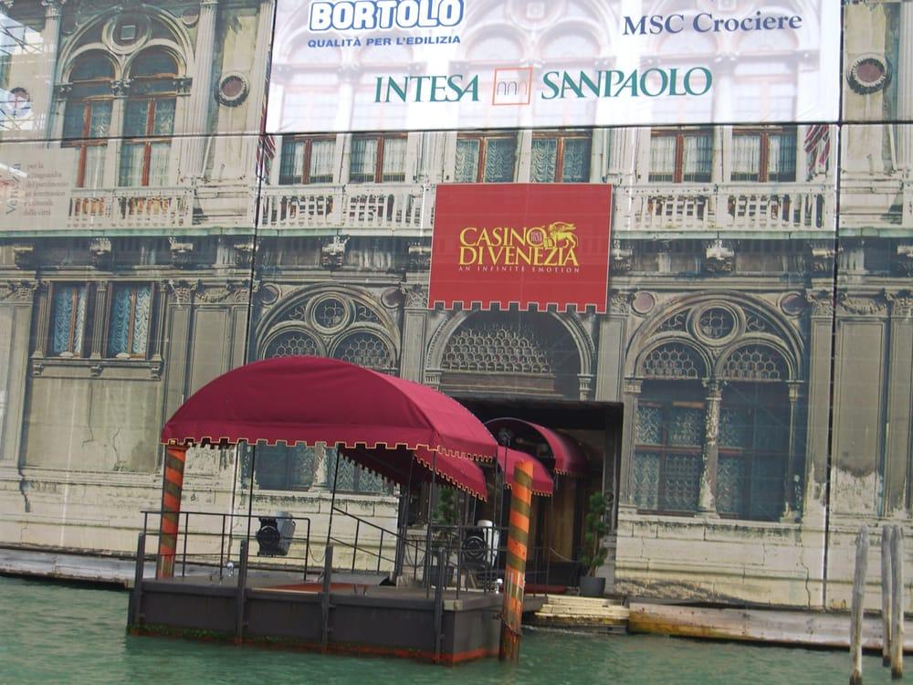 Casino municipale di venezia casino evening hire yorkshire