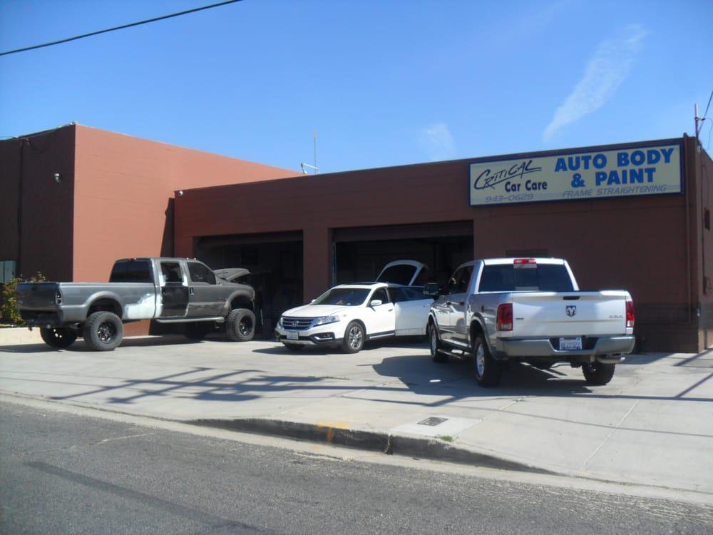 Auto body shop near me yelp 16