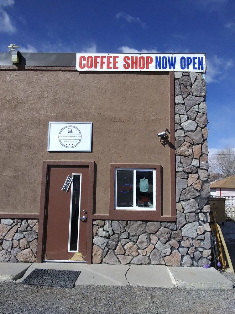 Boxcar Espresso & Ice Cream Shop: 221 Spruce St, La Jara, CO