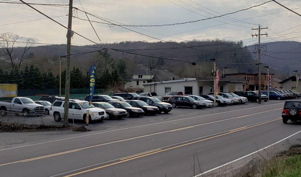 Autotraxx: 350 E Poplar St, Nanticoke, PA