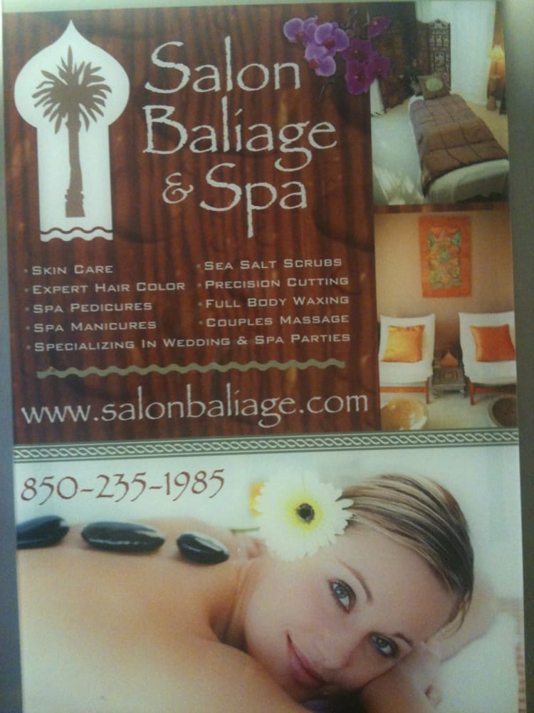 Salon Baliage Spa Panama City Beach Fl