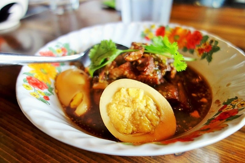 Pork Belly Stew With Boiled Egg Yelp