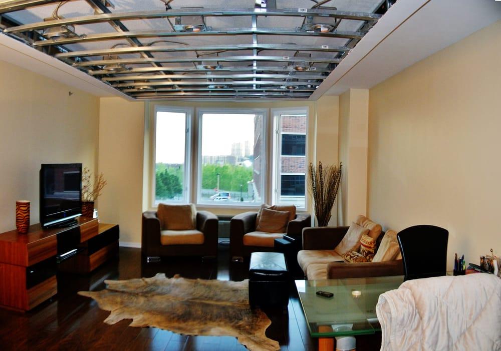 Popcorn Ceiling Solution: New York, NY