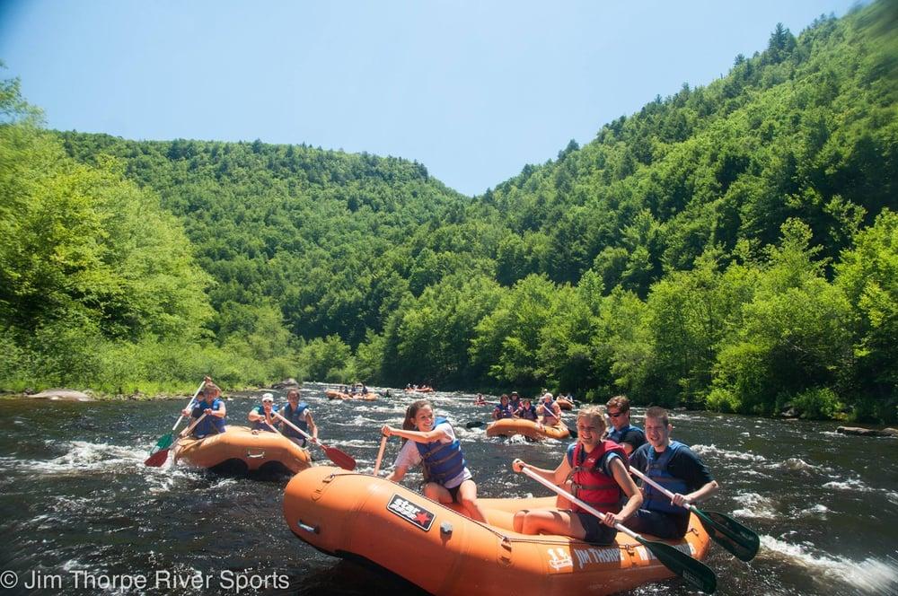 Jim Thorpe River Adventures: 123 Lehigh Dr, Lehighton, PA