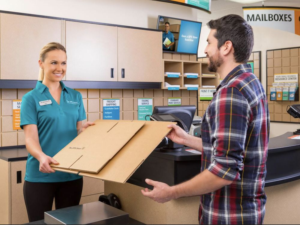 The UPS Store: 9909 Manchester Road, Warson Woods, MO