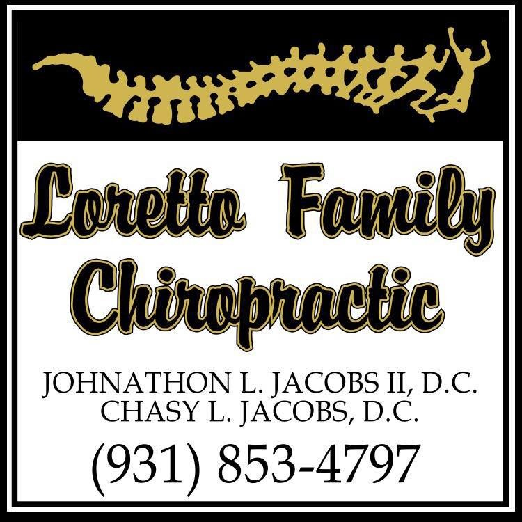 Loretto Family Chiropractic: 607 North Military St, Loretto, TN