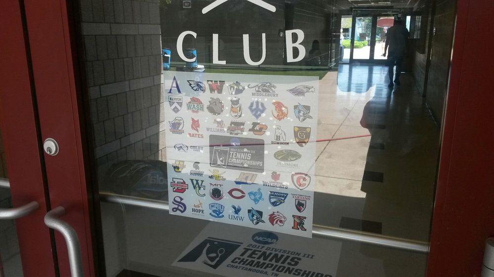 Champions Tennis Club: 3400 Lupton Dr, Chattanooga, TN