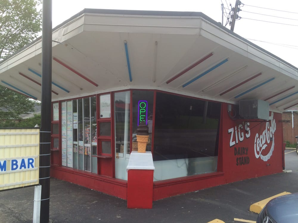 Zig's Dairy Stand: 487 Grace St, Mansfield, OH