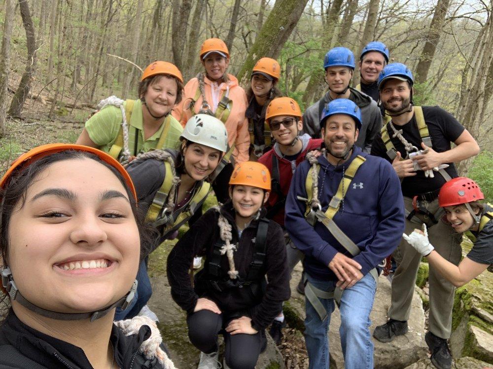 Adventureworks Zipline Forest at Fontanel: 4129 Whites Creek Pike, Whites Creek, TN
