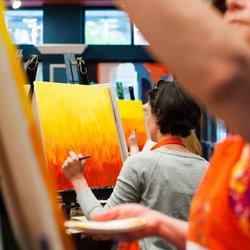 Photo Of Muse Paintbar Virginia Beach Va United States