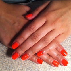 Gel nails vancouver
