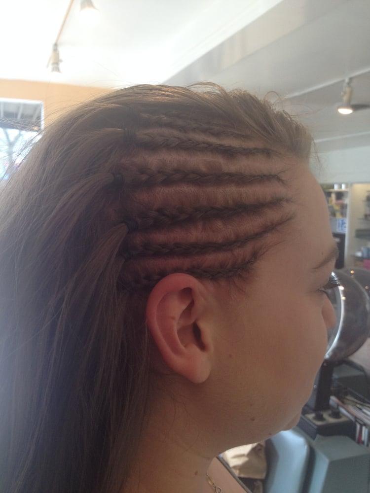 hair by sheila triplett seattle washington 98119 half head cornrows yelp