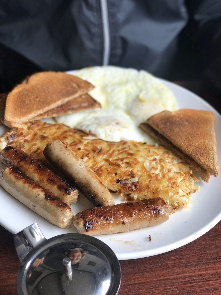 The Cape Cafe: 63516 Kingfisher Rd, Coos Bay, OR