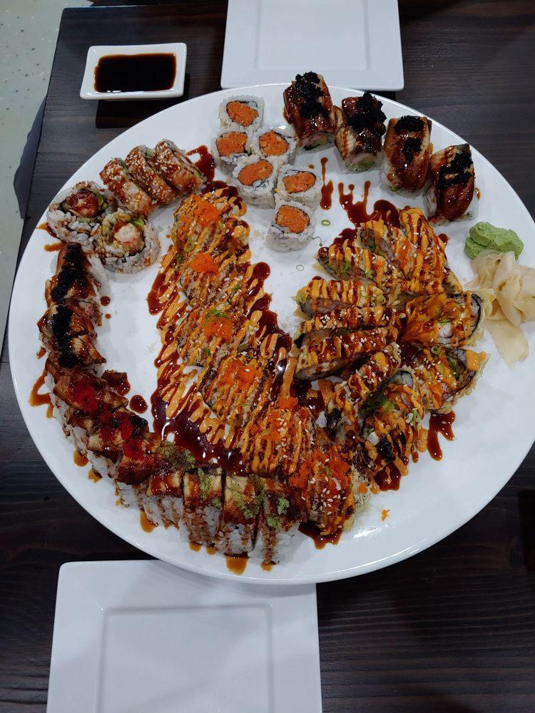 Oishi Sushi & Hibachi: 18330 Spark Drive, Hagerstown, MD