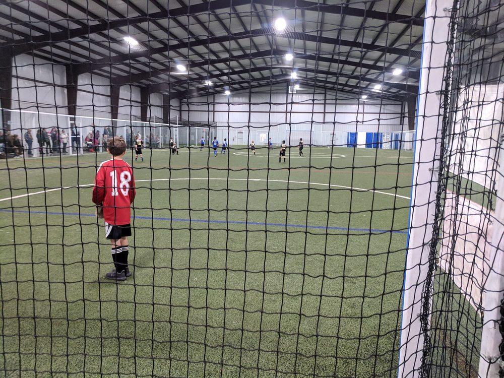Indoor Soccer & Sports Owasso: 16990 E 116th St N, Owasso, OK