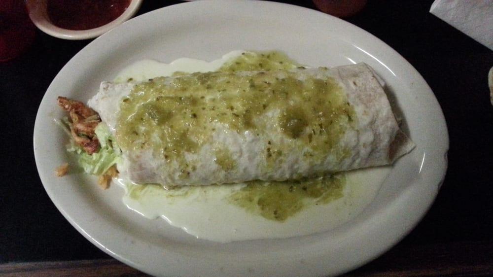 La Cascada Mexican Restaurant Manila Ar