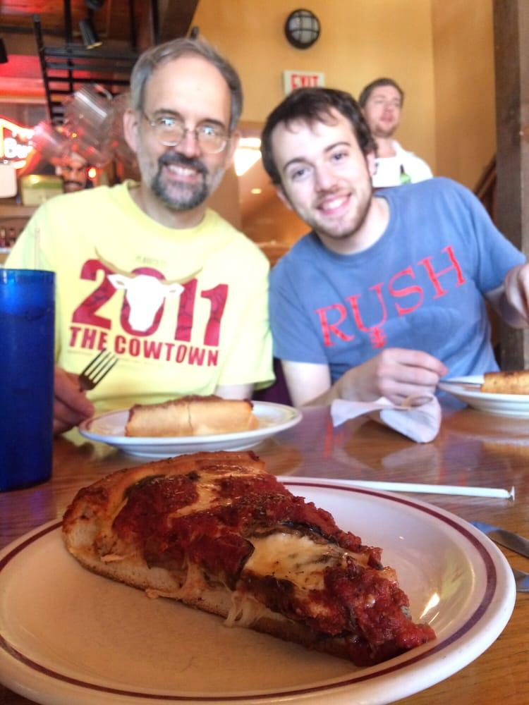 Papa Del's Pizza: 1201 S Neil St, Champaign, IL