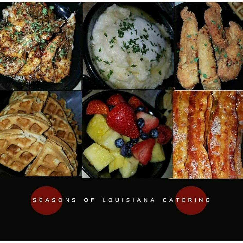 Seasons of Louisiana Catering Company