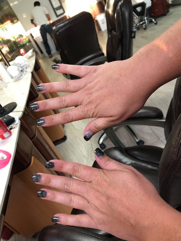 V Nails & Spa: 202 N Main St, West, TX