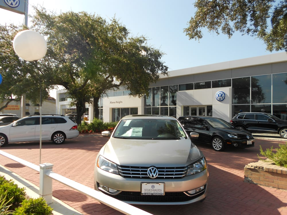 Volkswagen of Alamo Heights
