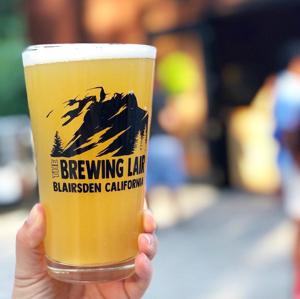 The Brewing Lair: 67007 Ca Hwy 70, Blairsden, CA