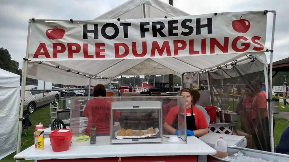 Georgia Apple Festival: 1729 S Main St, Ellijay, GA