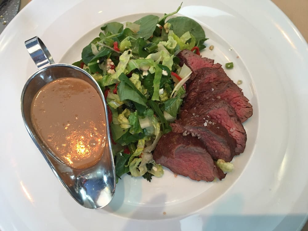 Steak medallion salad yelp for Ringside fish house portland