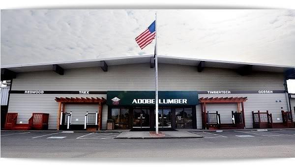 Adobe Lumber: 150 S Napa Junction Rd, American Cyn, CA