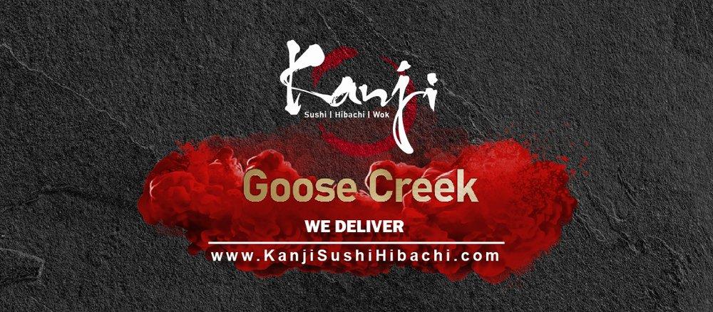 Kanji - Goose creek: 119 Plantation N Blvd, Goose Creek, SC