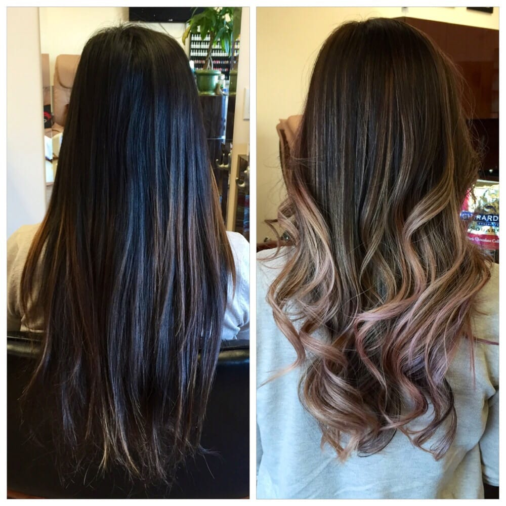 27 fantastic vacation ideas for asian ombre hair asian