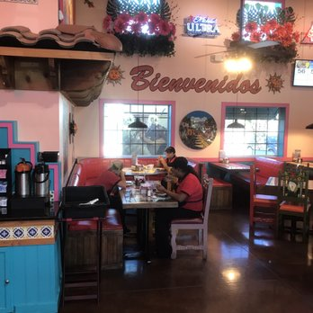 Rosa Mexican Restaurant Denton Tx