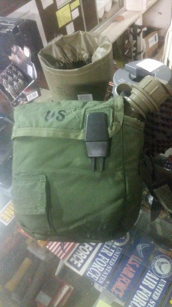 Pool Military Surplus: 1099 Hwy 65 N, Greenbrier, AR