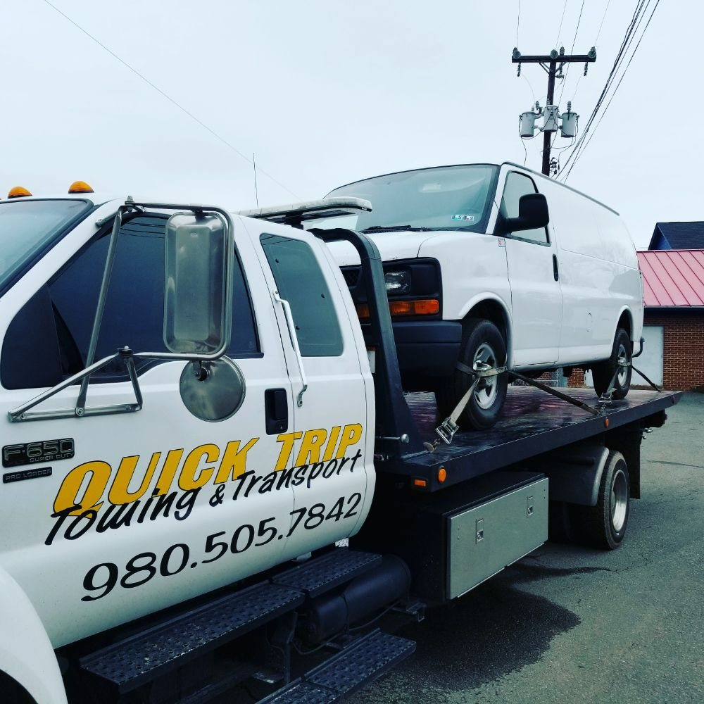 Towing business in Charlotte, NC
