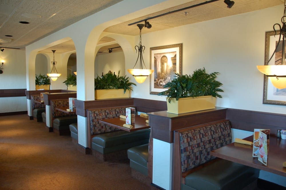 We Recently Completed The Interior Painting Of 7 Olive Garden Restaurants Yelp