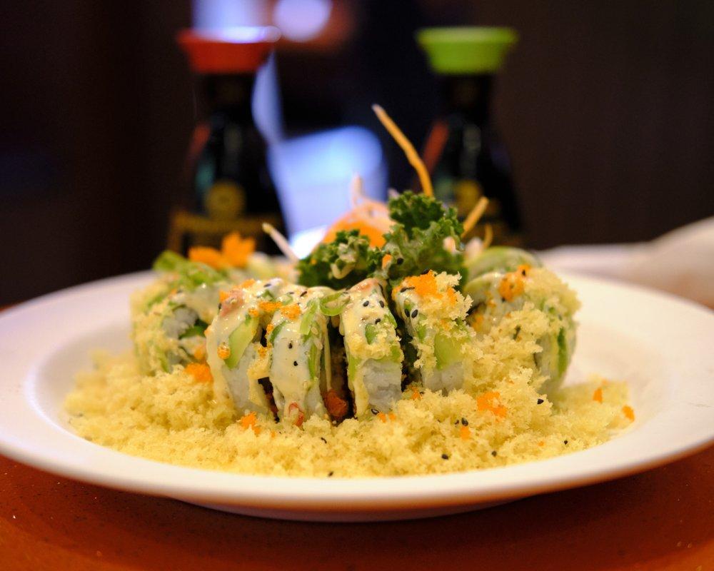 Koji Japanese & Thai Restaurant: 13600 US 1, Sebastian, FL