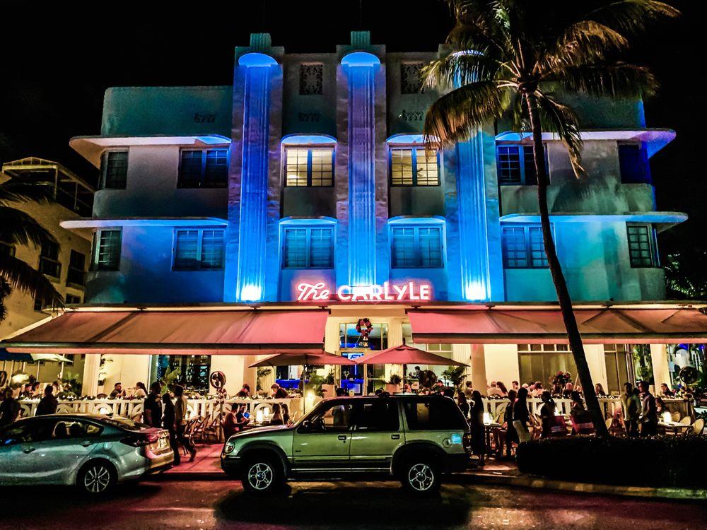 Carlyle Deco Hotel Condominium