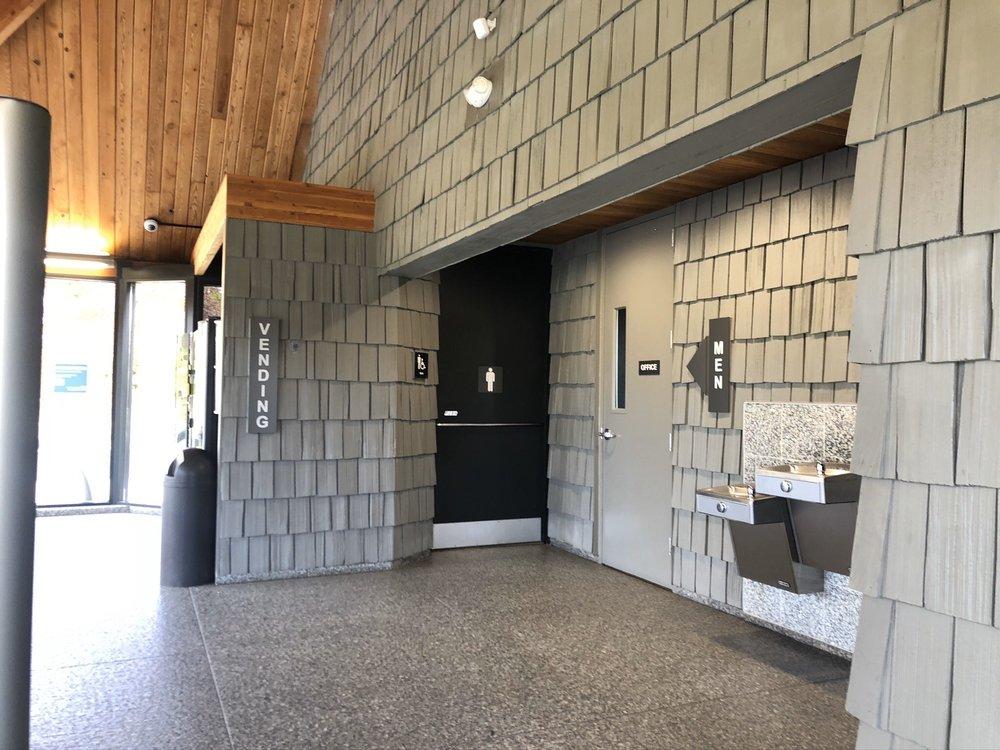 Big Spunk Lake Rest Area: Milepost 152 I-94, Avon, MN