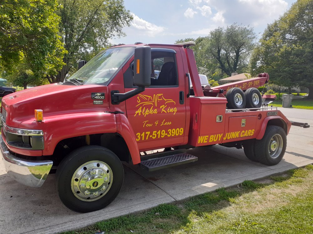 Towing business in Indianapolis, IN
