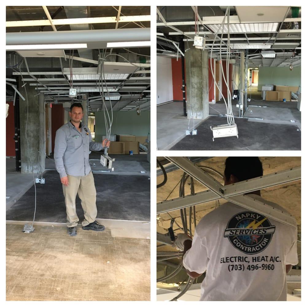 Napky Contractor Services: 5228 Landgrave Ln, Springfield, VA