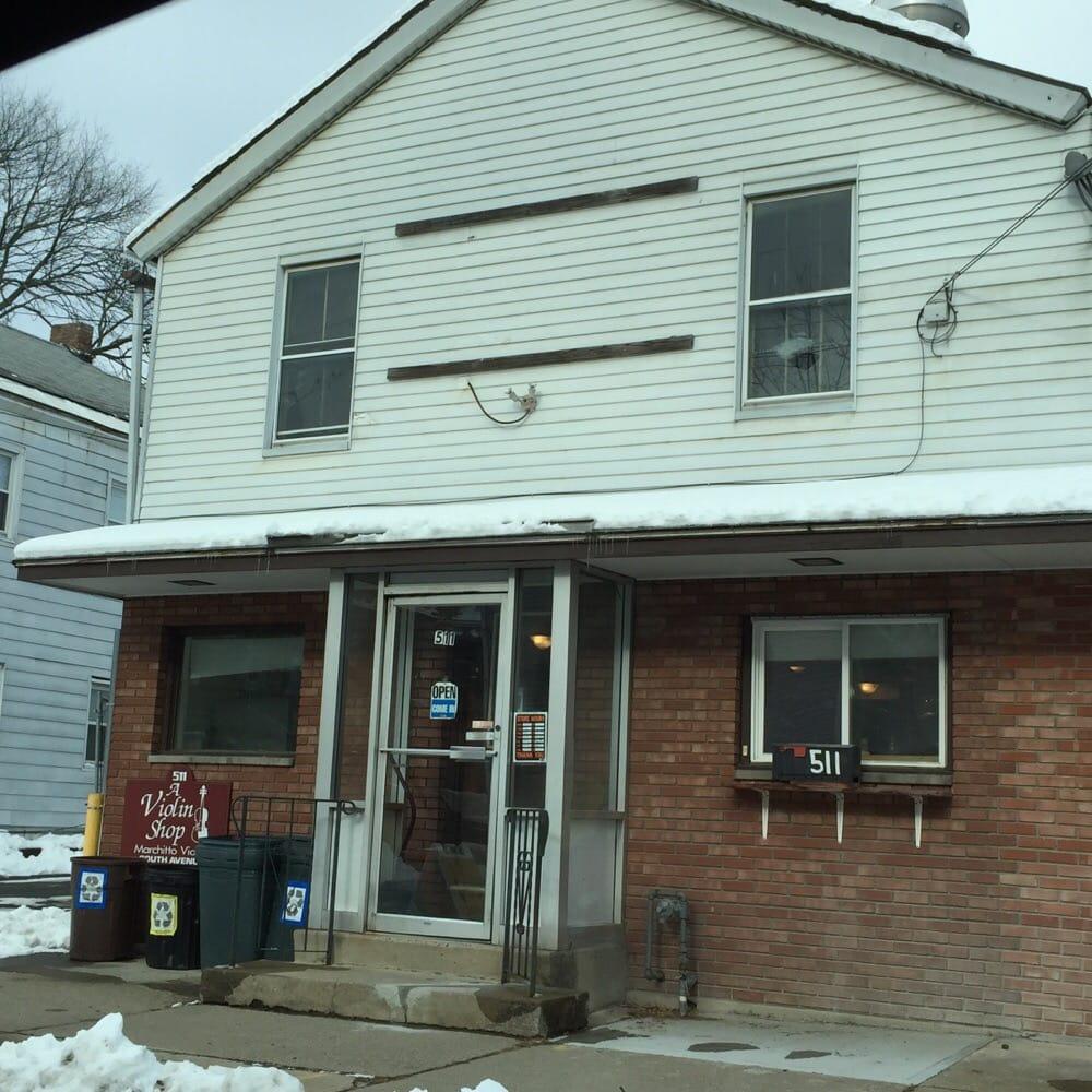 A Violin Shop - Marchitto Violins: 511 S Ave, Schenectady, NY