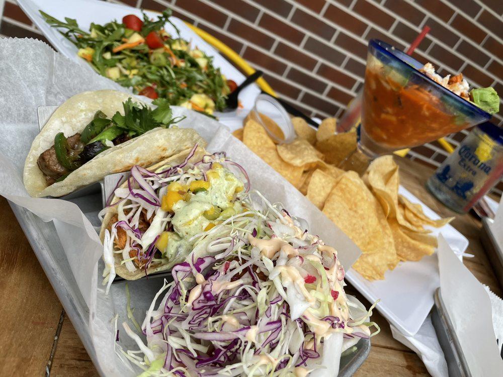 Pacific Coast Tacos: 6329 Washington Ave, Houston, TX