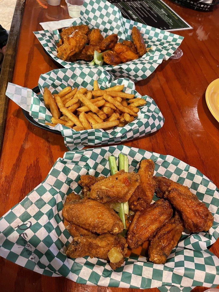 Green Dragon Sports Tavern: 96 Craig St, Ellijay, GA