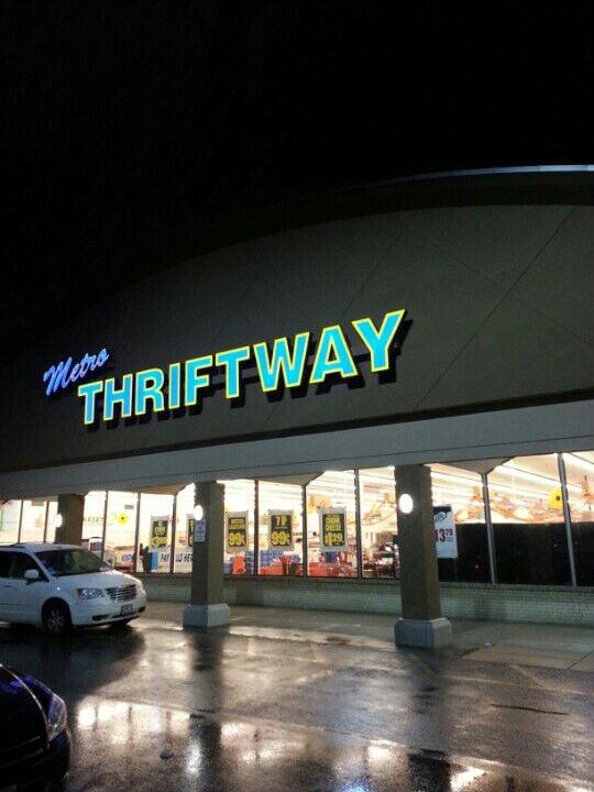 Thriftway Supermarkets