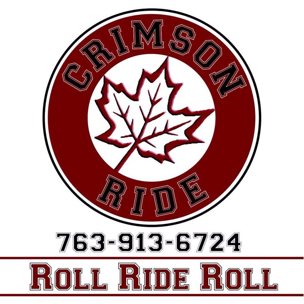 Crimson Ride: 6311 Cavell Ct, Brooklyn Park, MN