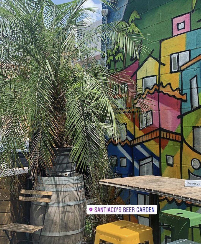 Santiago's Beer Garden: 2337 1st Ave, New York, NY