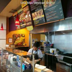 Una Mas Mexican Grill 42 Photos 128 Reviews Mexican