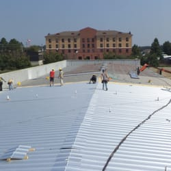 Photo Of Allied Roofing Monroe La United States Commercial Metal