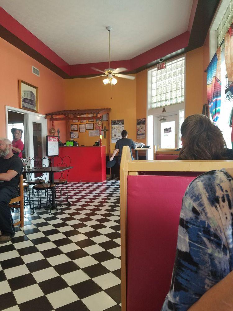 Los Compadres Tex Mex: 4 West Front St S, Thomasville, AL