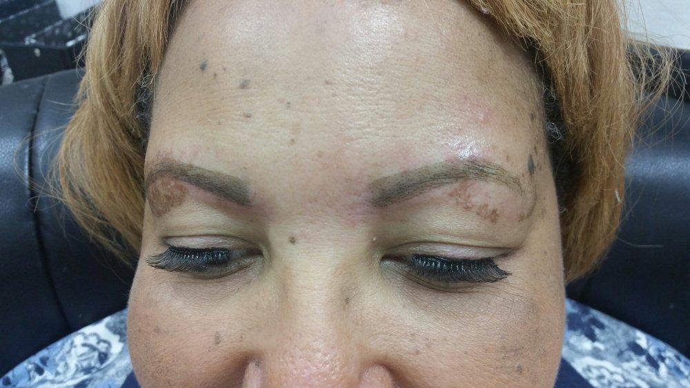 After Eyebrow Tint Yelp